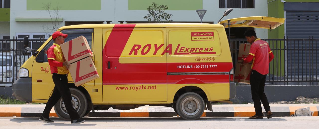 RoyalExpress | Integrated Logistics Services