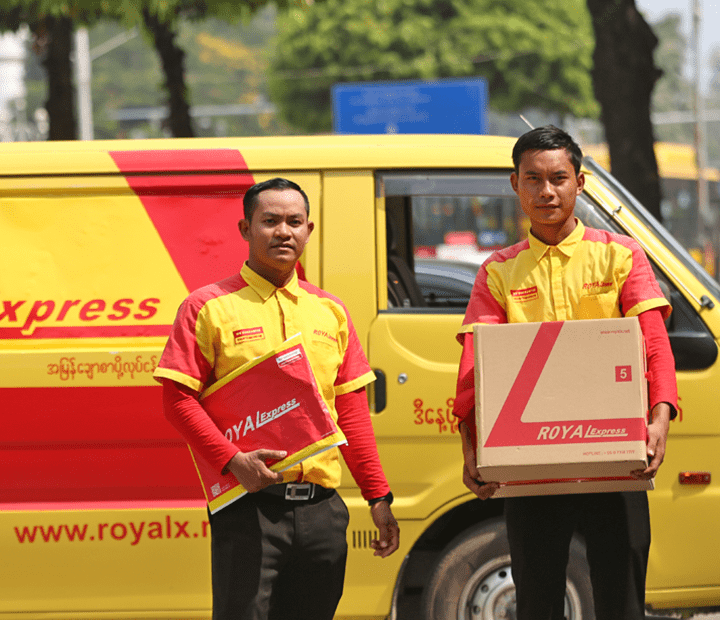 Express Courier, Parcel Delivery AND Shipping, Tracking